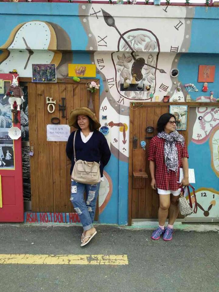 หหมู่บ้านวัฒนธรรมคัมชอน 2