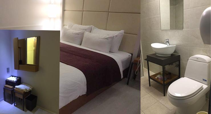 ห้องพักปูซาน