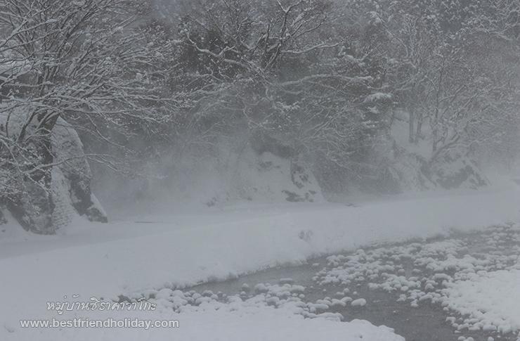 หิมะ-ชิราคาวาโกะ